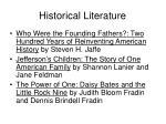 historical literature1