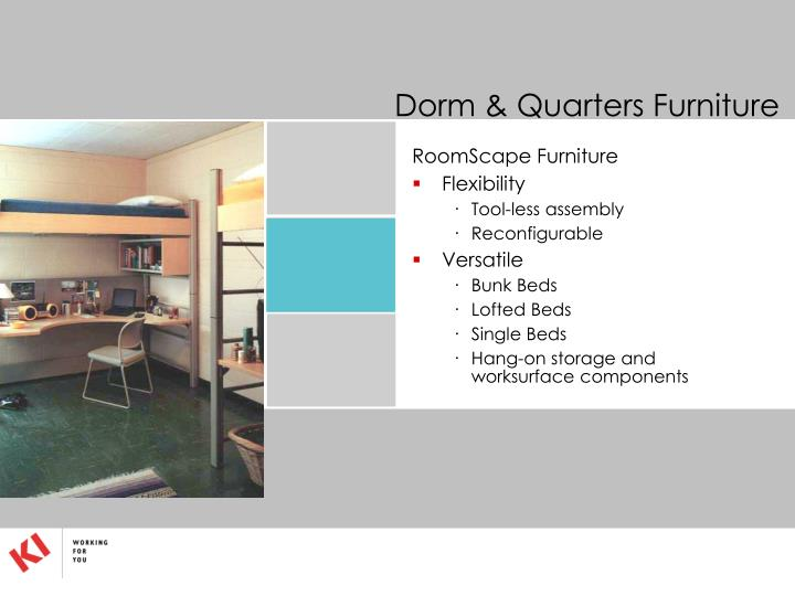 RoomScape Furniture