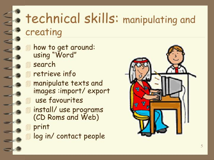 technical skills: