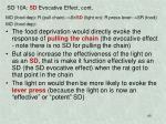 so 10a sd evocative effect cont