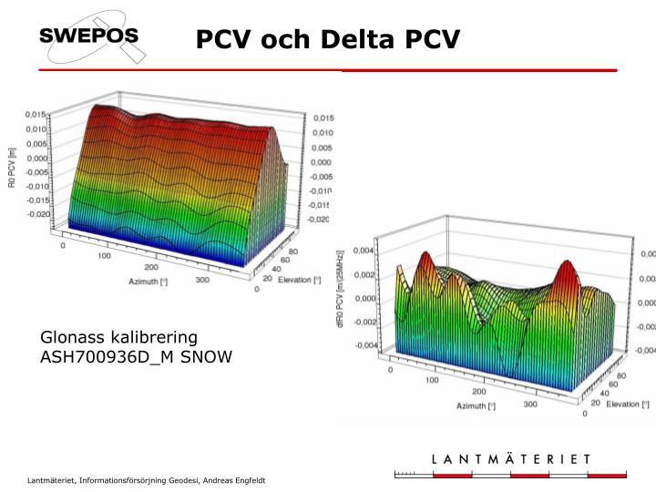 PCV och Delta PCV
