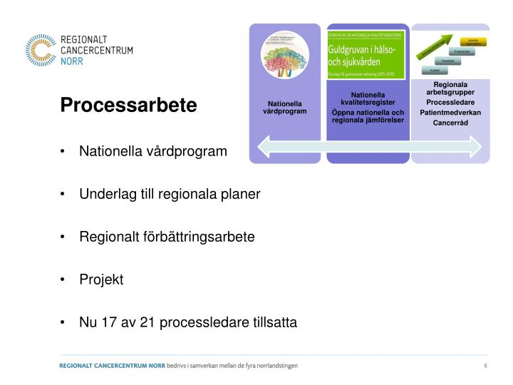 Processarbete