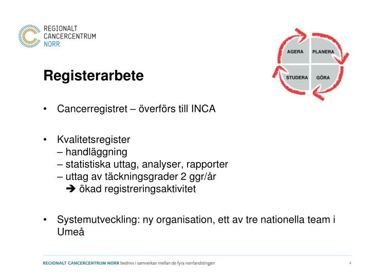 Registerarbete