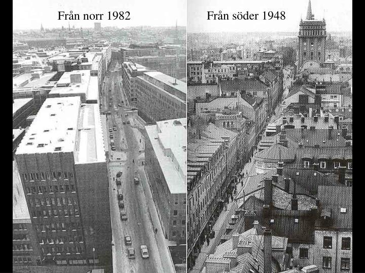 Från norr 1982