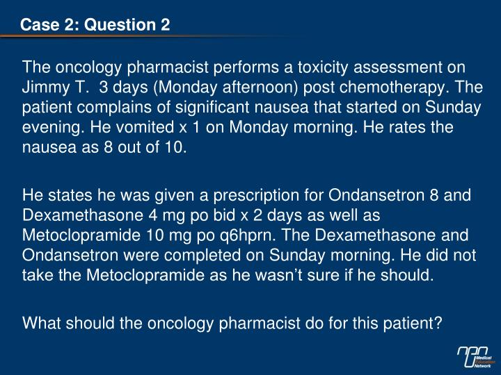Case 2: Question 2