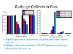 garbage collection cost