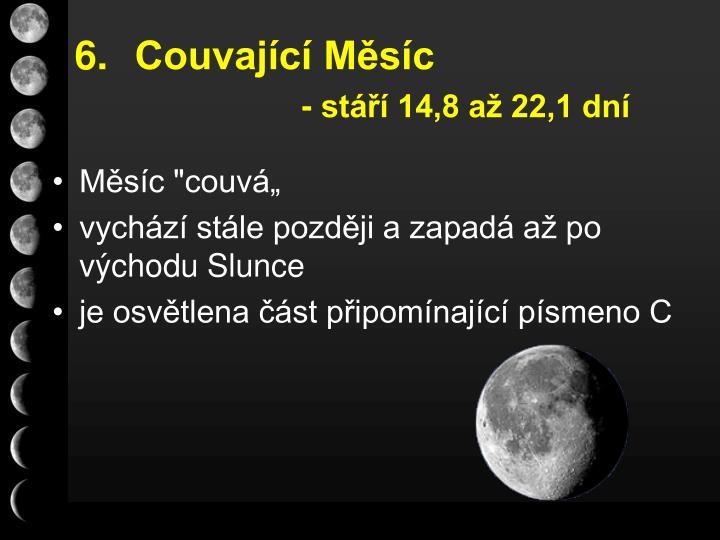 Couvající Měsíc