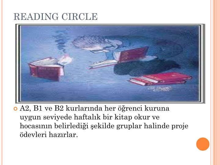 READING CIRCLE
