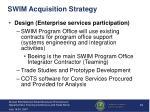 swim acquisition strategy1