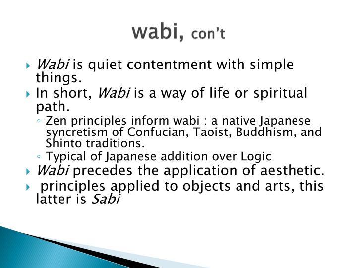 wabi,