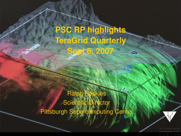 PSC RP highlights
