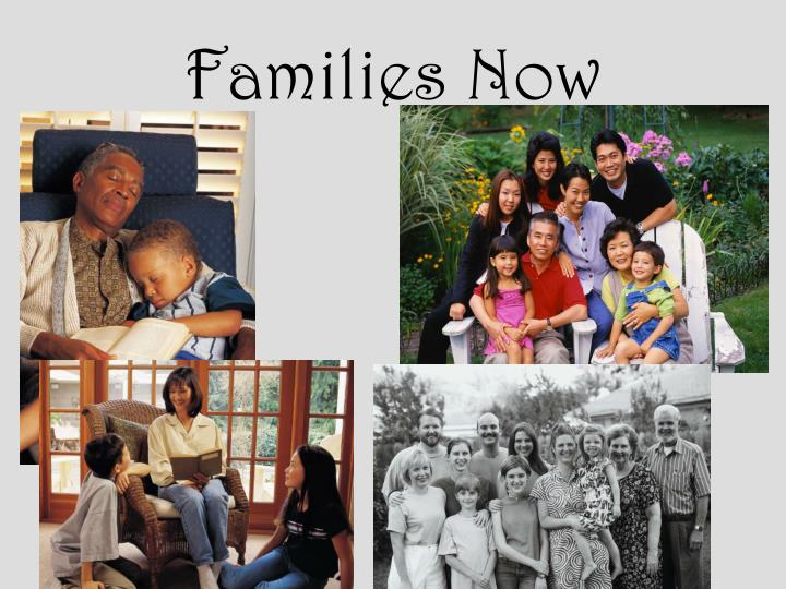 Families Now