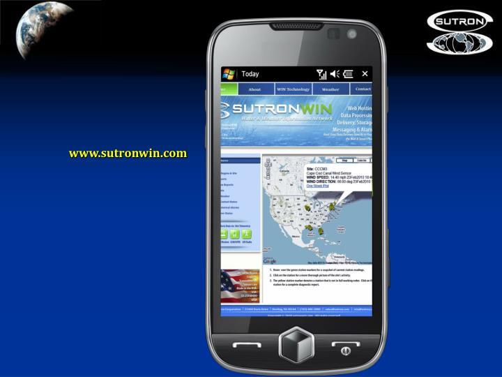 www.sutronwin.com