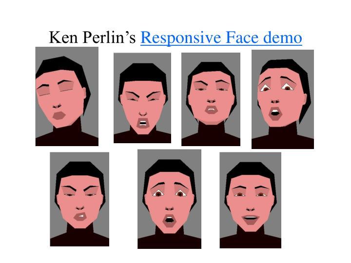 Ken Perlin's