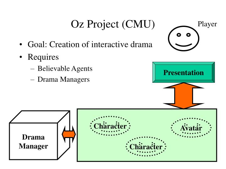 Oz Project (CMU)