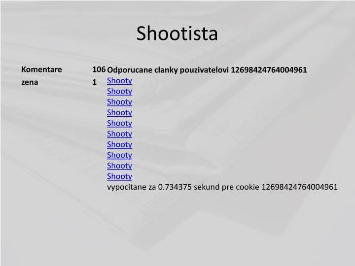 Shootista