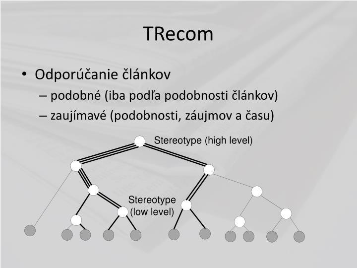 TRecom