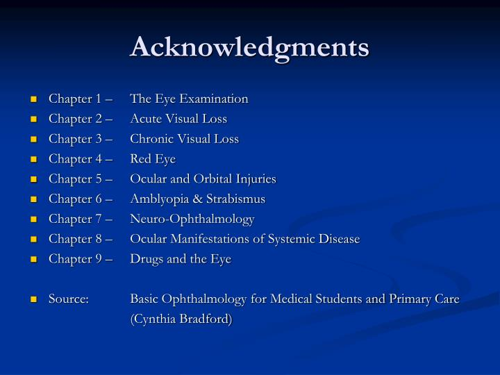 Acknowledgments1