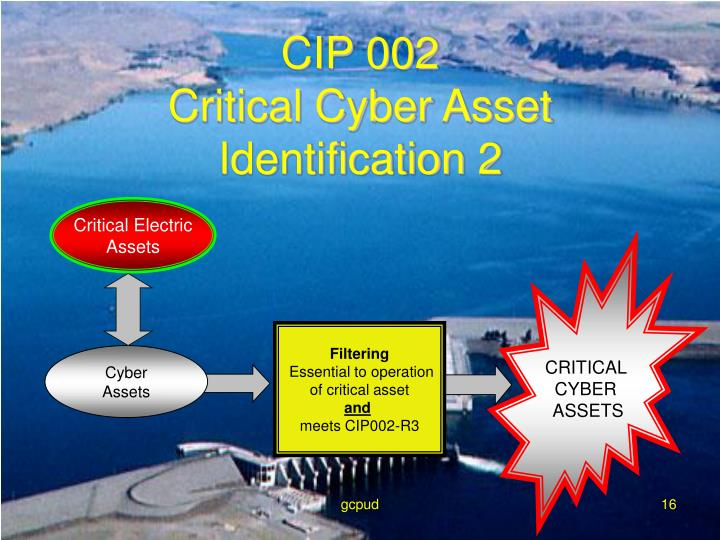 CIP 002