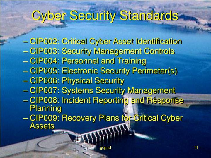 CIP002: Critical Cyber Asset Identification