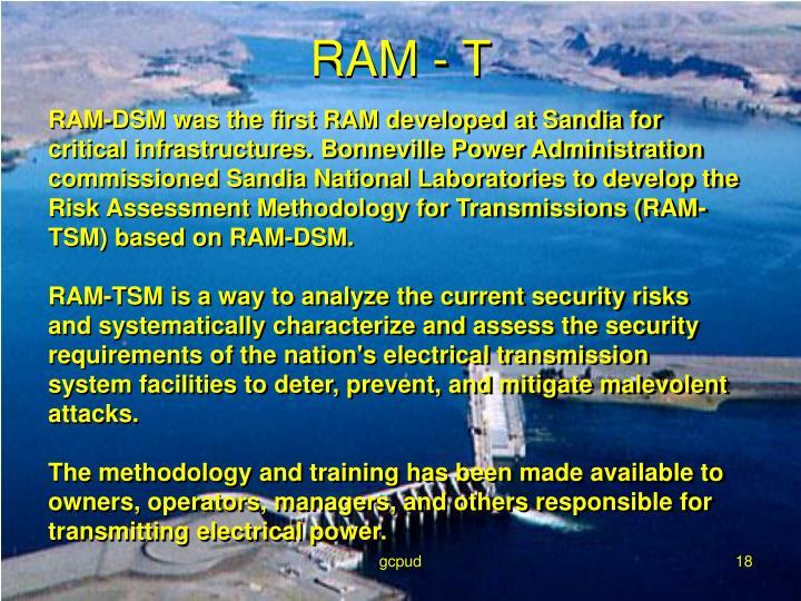 RAM - T