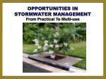 stormwater management opportunities2