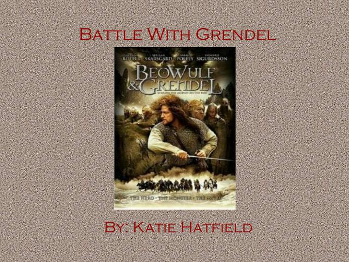 a contrasting point of view in grendel and beowulf Book reports essays: compare and contrast how grendel is portrayed in grendel and beowulf.