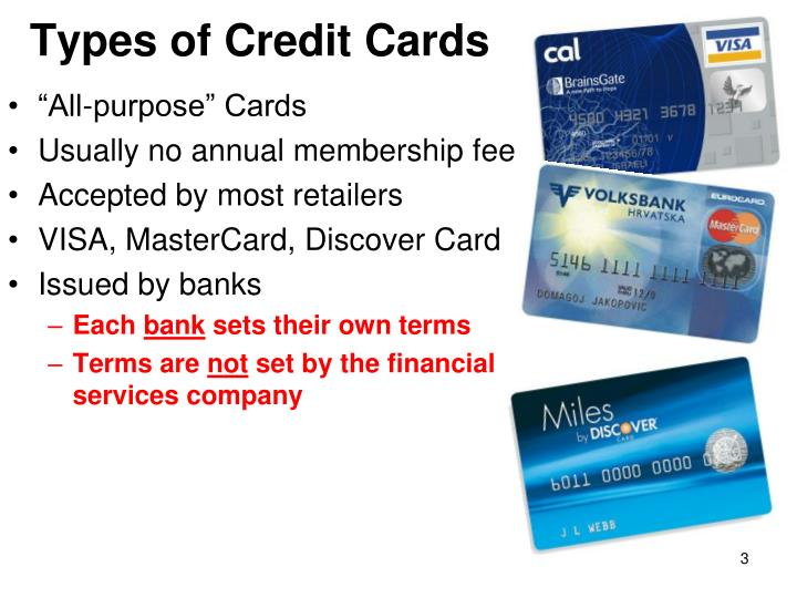 PPT - Credit Card Features, review & more PowerPoint Presentation - ID:4458471
