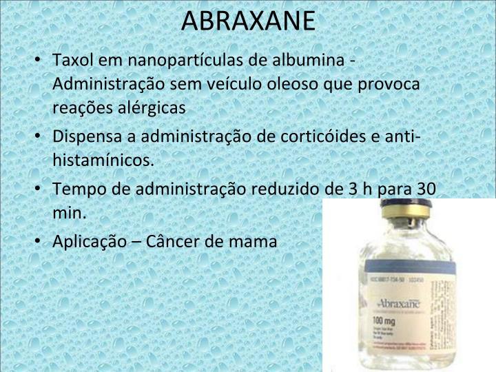 ABRAXANE