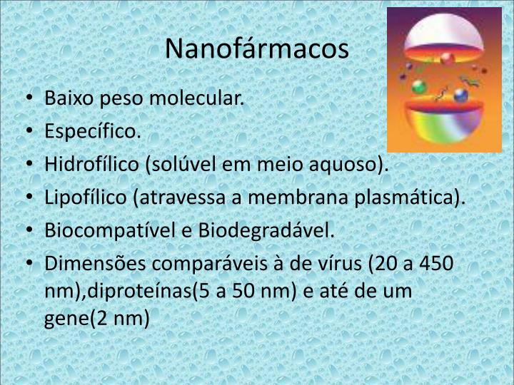 Nanofrmacos