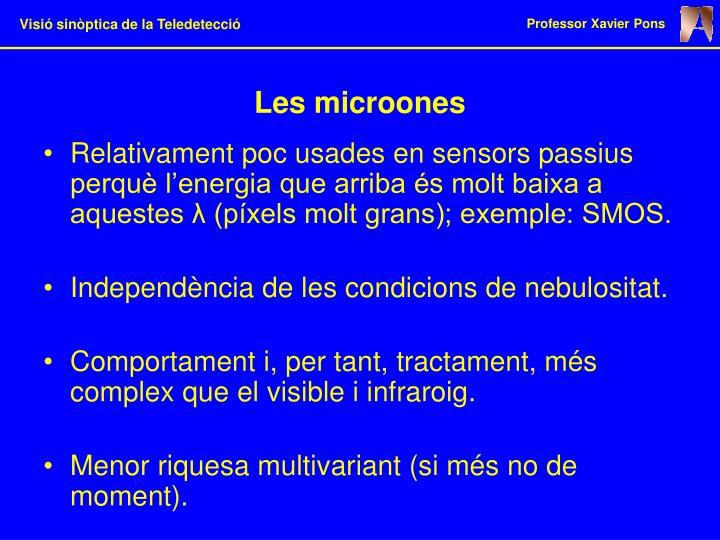 Les microones