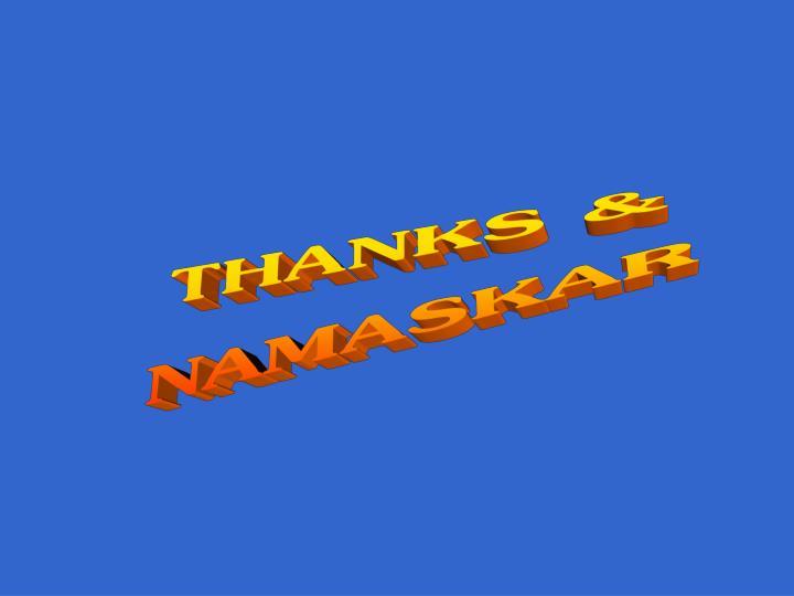THANKS &