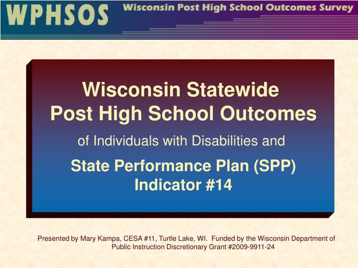 Wisconsin Statewide