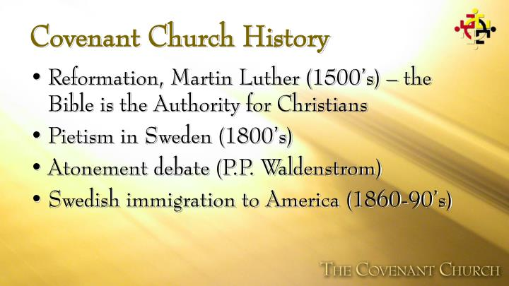 Covenant Church History