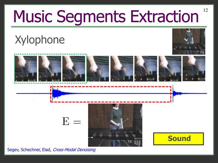 Music Segments