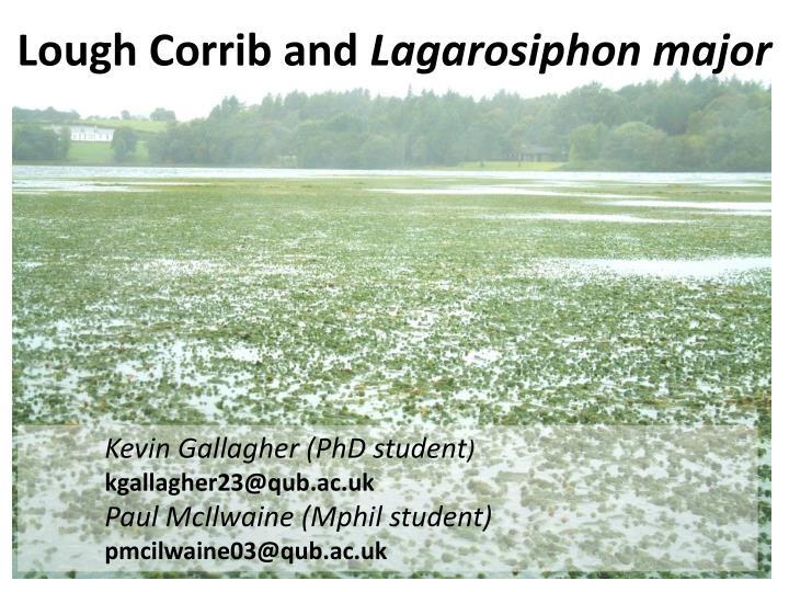 Lough Corrib and