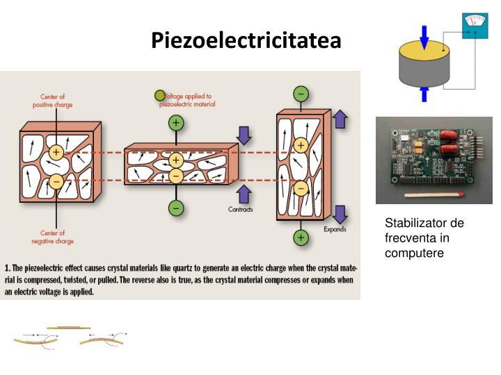 Piezoelectricitatea