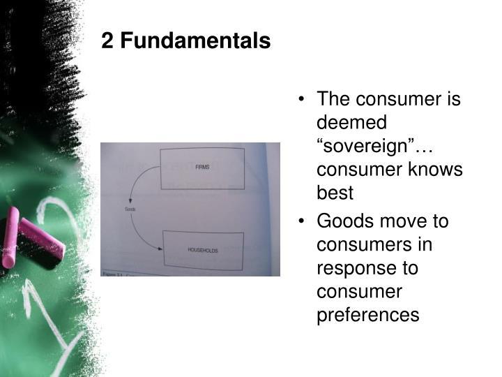 2 Fundamentals