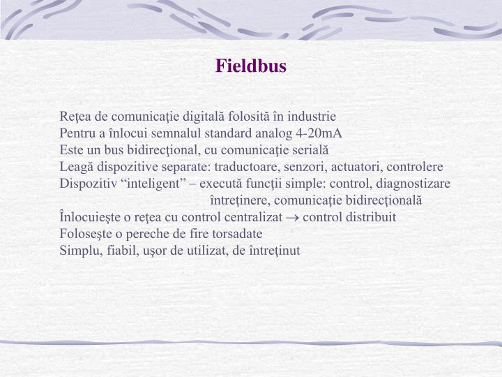 Fieldbus