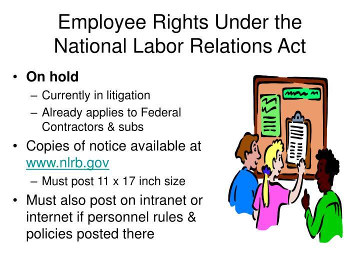 labor relations project presentation Conduct employee relations meetings and conflict resolution sessions including  investigating, presenting case materials, facilitating decisions and agreements,   participate in or lead project teams in the development and implementation of.