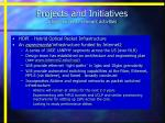 projects and initiatives a brief survey of relevant activities1