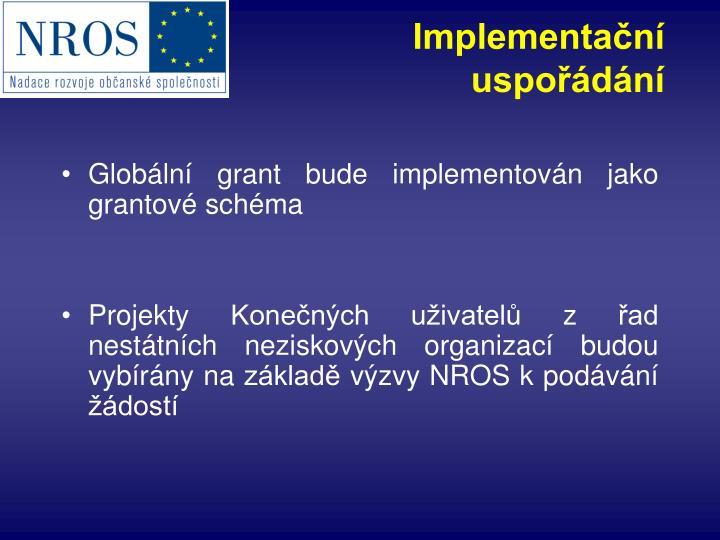Implementační