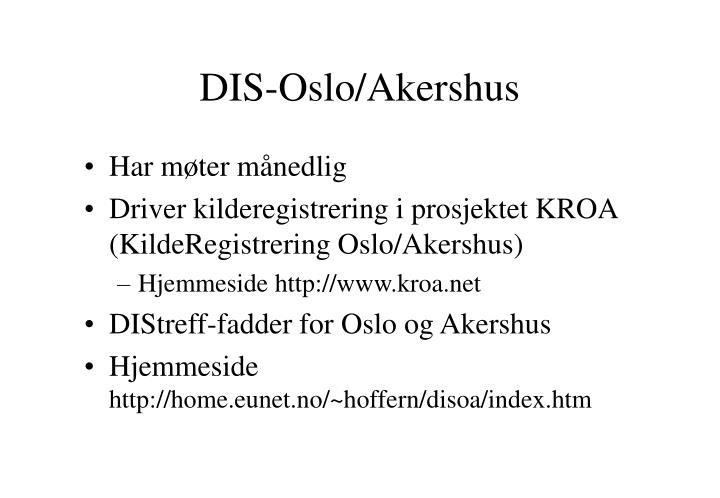 DIS-Oslo/Akershus