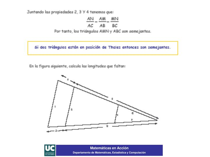 Matemáticas en Acción