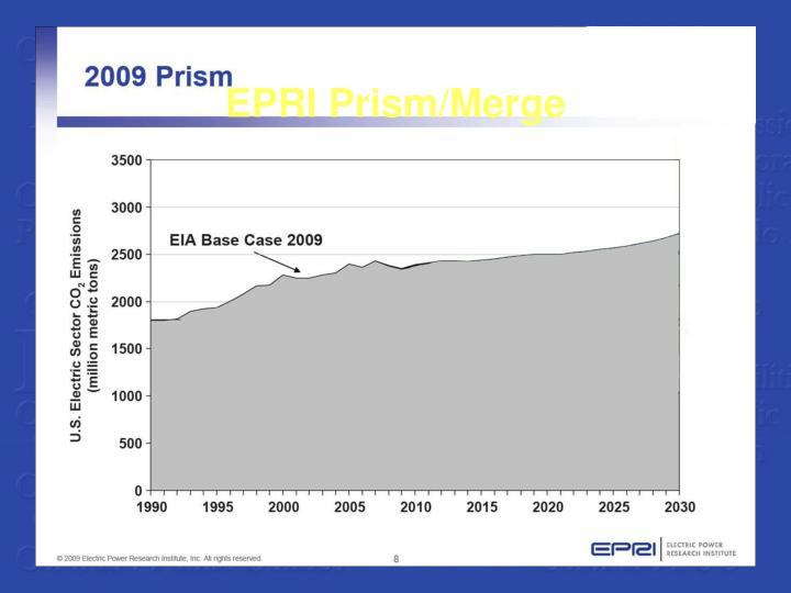 EPRI Prism/Merge