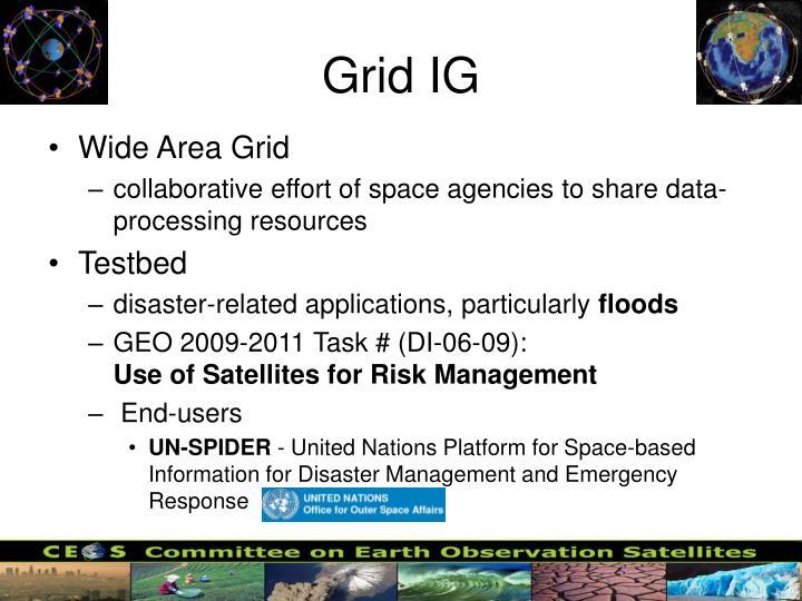 Grid IG
