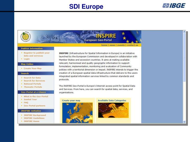 SDI Europe
