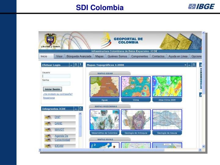 SDI Colombia