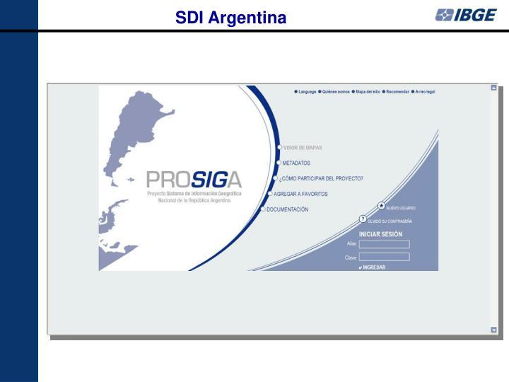 SDI Argentina