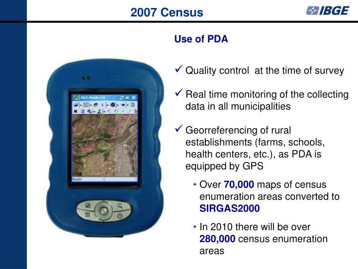 2007 Census